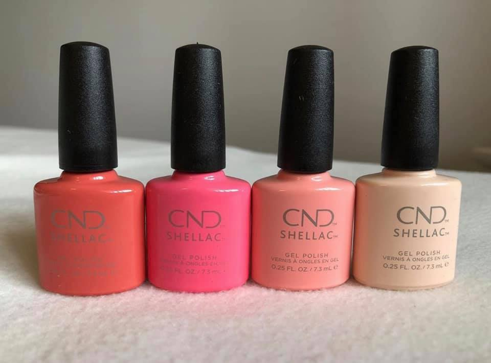 CND Shellac Manicures & Pedicures Blacktown