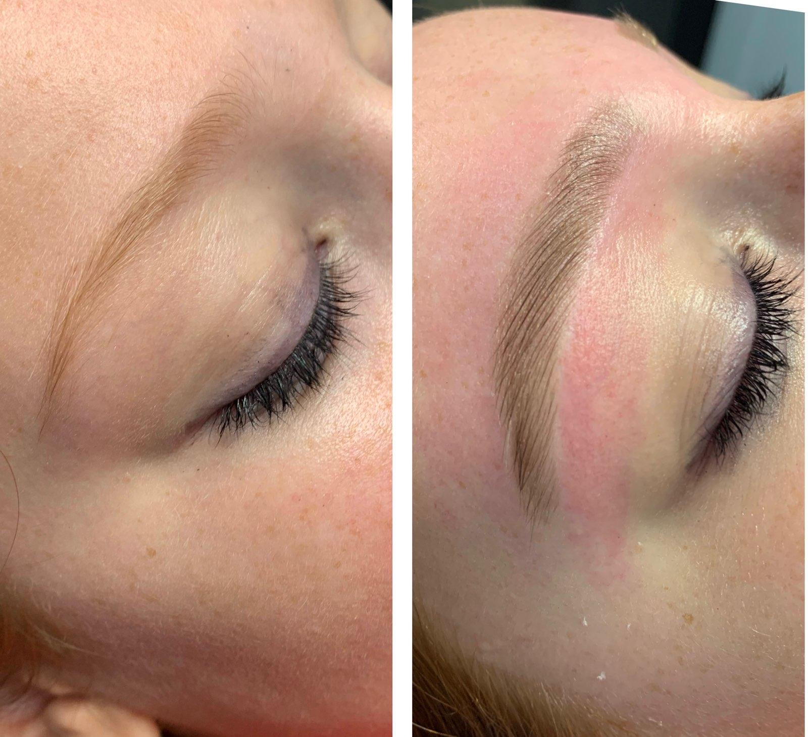 eyebrow wax & tinting Blacktown